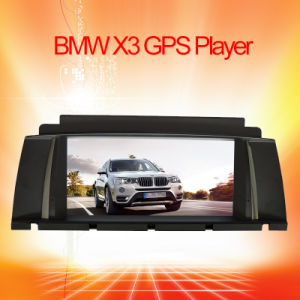 Auto DVD Player for BMW X4 E84 GPS Navigation pictures & photos
