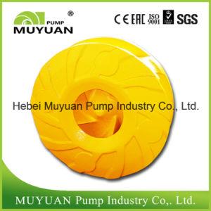 Mineral Handling Wear Resistant Sludge Pump Part Impeller pictures & photos