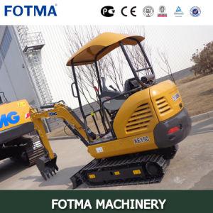XCMG Xe15 Mini Excavator Sales pictures & photos