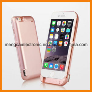 1000mA FCC Ce RoHS Certified Detachable Battery Case Power Bank for iPhone 6/6s/6p/6PS Battery Charger