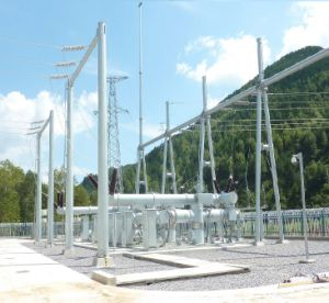 35kv Transformer Substation Structure