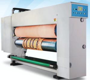 Printer Gluer Machine with Slotter Die Cutter pictures & photos