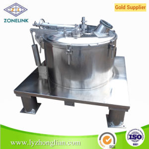 Psc600nc High Speed Solid-Liquid Separate Flat Sedimentation Centrifuge pictures & photos