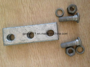 Transmission Line Hardware Parallel Groove Clamp pictures & photos