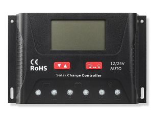 30A 40A 50A 60A 12V/24V Solar Charge Controller (QWP-SR-HP2430A) pictures & photos