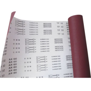 Tj135 (TF32) Flexible Coated Aluminum Oxide Abrasive Cloth Roll