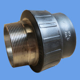 High Quality PE Male Thread Water Supply PE Pipe Fittings pictures & photos