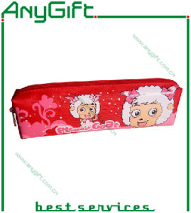 Oxford Fabric Pencil Case with Customized Logo pictures & photos