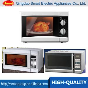 Best Commercial Mechanical Timer Control Microwave Oven with Grill pictures & photos