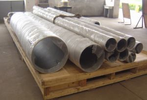 Titanium Welded Pipe/Tube (W001) pictures & photos