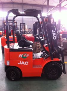 CE Approved 1.5ton Electric Forklift pictures & photos