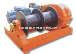 Electric Fast Speed Winch pictures & photos