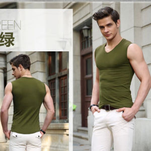Gym Fitness Sports Club Singlet Manufacturer pictures & photos
