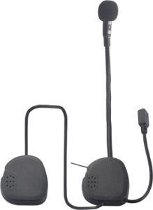 500m Bluetooth Intercom Headset for Motorcycle Helmet