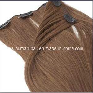 Brazilian Virgin Clip Remy Human Hair Extension