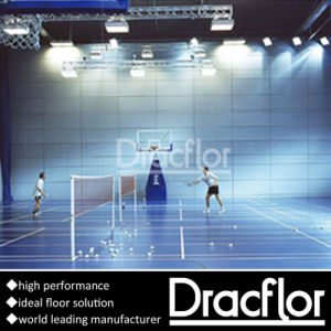 Professional PVC Sports Floor Badminton Flooring pictures & photos