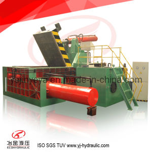 Hydraulic Metal Baler for Steel Scrap (YDT-400A) pictures & photos
