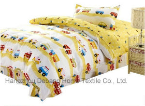 2014 Newstyle 100%Cotton Cartoon Printed Baby Bedding Set pictures & photos