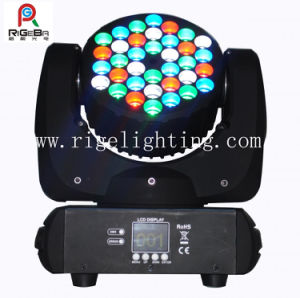 36*5W RGBW LED Beam Moving Head Light pictures & photos