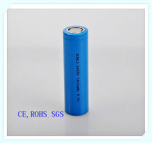 Li-ion 18650-1600mAh for Electronic Products, Power Bank, Audio, Li Ion Battery