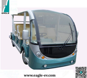 Electric Shuttle Bus, CE Provided, Rhd Electric Shuttle Bus, Eg6158k pictures & photos