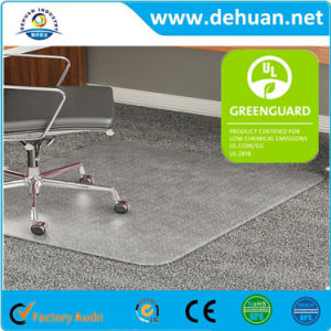 Office Chair Mat, Car, Floor Use and Waterproof, Anti-Slip Feature Phthalate-Free PVC 36 X 48 Chair Mat for Low Pile Carpet pictures & photos
