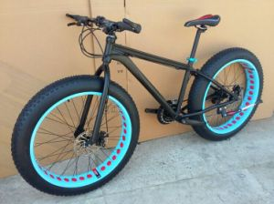 Fat Bike, Beach Bike, Fat Bicycle, Snow Bike Okm-239