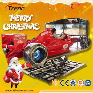 4D Simulator Racing Electronic Racing Car Game Machine pictures & photos