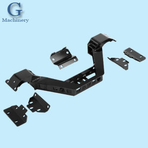 Customized Sheet Metal Stamping Parts Transmission Crossmember pictures & photos