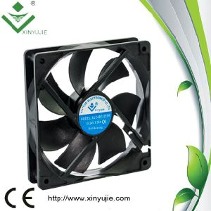 120X20X25mm Axial Flow Type Ventilation Cooling Exhaust Fan pictures & photos