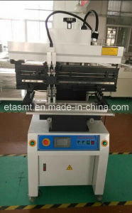 Semi-Auto LED SMT Solder Paste Printer pictures & photos