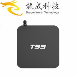2015 Best Selling S905 T95 Quad Core Android 5.1. OS TV Box Android Media Player Xbmc/Kodi TV Box pictures & photos