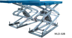 Small Scissor Lift with 3200kg Capacity Wld-32b pictures & photos