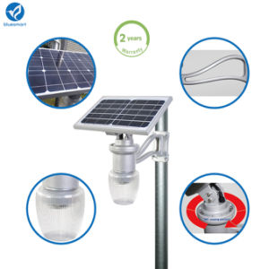Bluesmart Integrated Aluminum Alloy Solar Garden Light pictures & photos