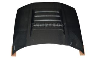 Carbon Fiber Front Hood for Nissan Skyline R33 Gtr pictures & photos