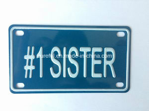 Bike Plate pictures & photos