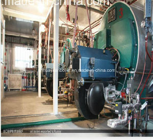 Fuel Gas and Oil Boiler (CWNS, WNS, SZS, LNS) pictures & photos