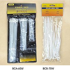 Bca \Bcb Series (PVCbag+headcard) Cable Ties pictures & photos