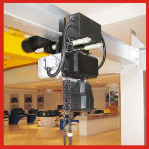 Electric Chain Hoist Design to Meet Hook Suspension Application pictures & photos