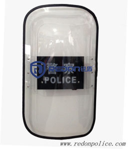 Safety Military Anti Riot Bulletproof Shield pictures & photos