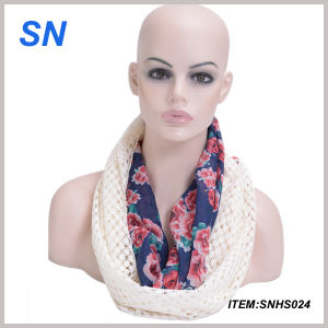 Fashion Print High Quality Scarf pictures & photos