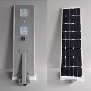 All in One Solar LED Stainless Steel Solar Light for Outdoor Garden pictures & photos