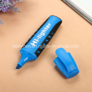 En-71 Soft Grip Highlighter Pen for School Office pictures & photos
