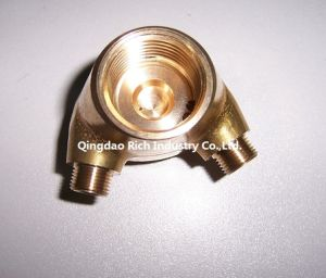 Brass Fitting Brass Fittings Brass Forging Aluminum Parts/Aluminium Forged Tubes/Brass Tube pictures & photos