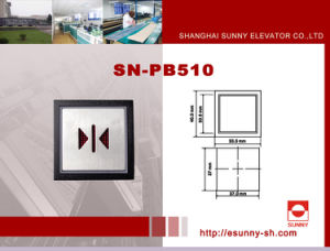 Elevator Push Button (SN-PB510) pictures & photos