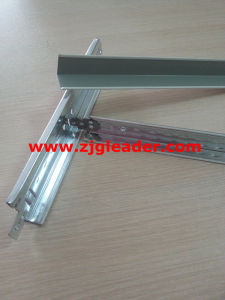 Alloy Head Ceiling T Grid White Color pictures & photos