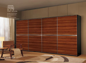 Modern Desgin Wardrobe Sliding Door (JY-A5-AFH-008) pictures & photos