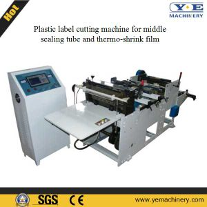 Plastic Thermo-Shrink Film Cutting Machine (DQJ-600) pictures & photos