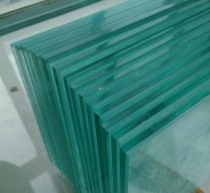 Frosted Low-Iron Clear Float Glass (JINBO) pictures & photos