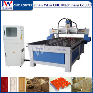 Ce Certificate 1325 3 Spindles Woodworking CNC Router for 3D Stereoscopic Buddha Statues pictures & photos
